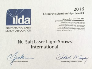 certificate ilda