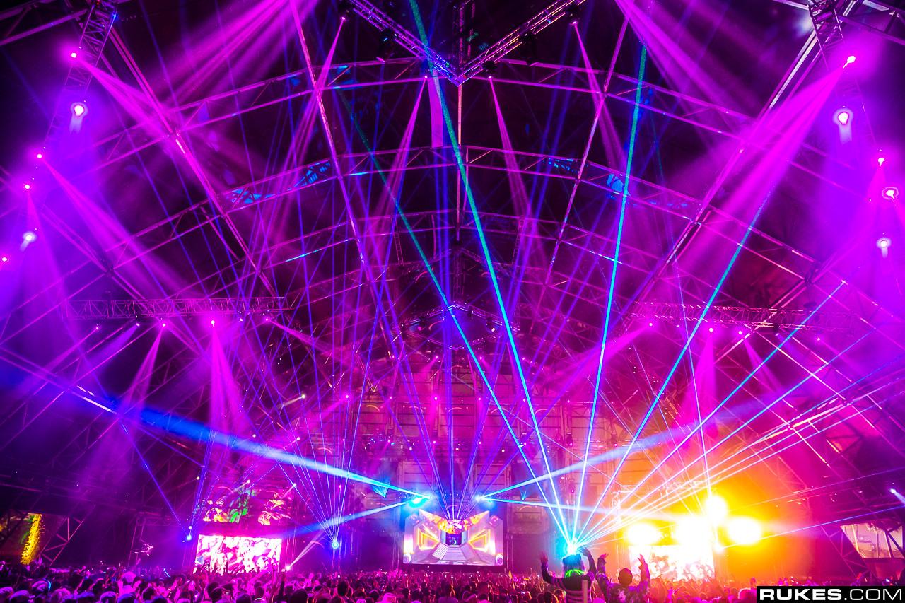 Eugene Oregon Laser Light Shows Stage Lighting