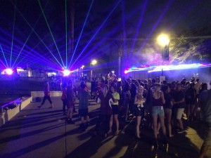 The Laser Light Stockton, California